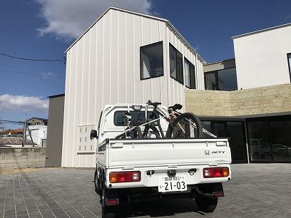 ブログ:岩神緑地 オフロードサイクルコースに挑戦!