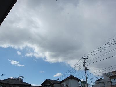 ブログ:【 雪?雹? 】
