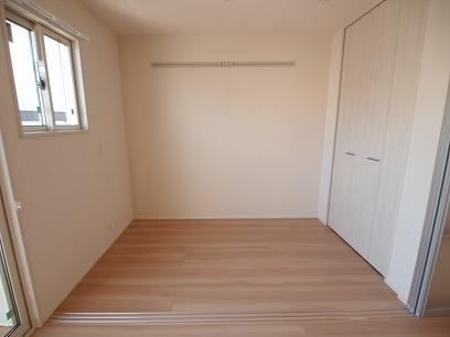3帖の洋室