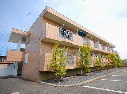 素敵な建物外観~鉄筋コンクリート造!!