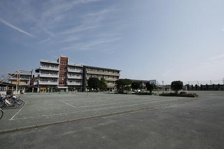 豊岡中学校1.3㎞