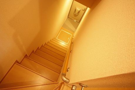 人気の内階段