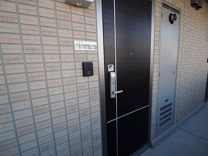 玄関~カードキータイプ