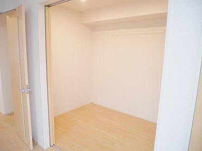 3.5帖の洋室 便利な空間になりそうですね。