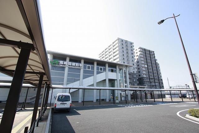 高崎問屋駅