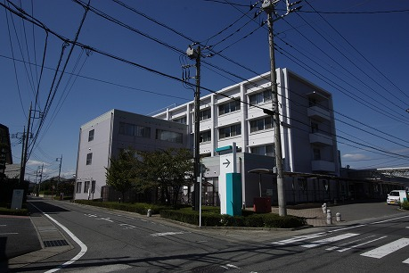 高崎中央病院