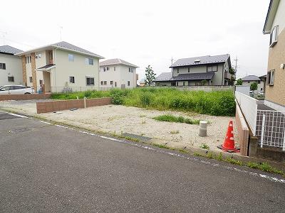 画像:福島町 分譲地!