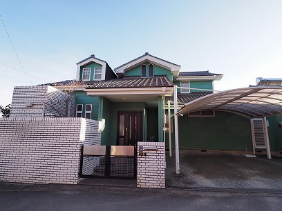 画像:山名駅前の美築二世帯中古住宅!