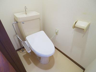 トイレ~NEW温水洗浄便座