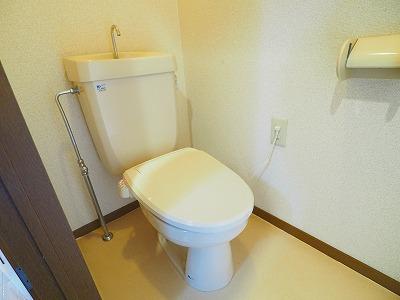 トイレ~暖房便座