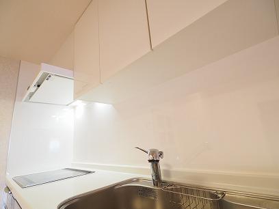 効率の良いシャワーも使用可能