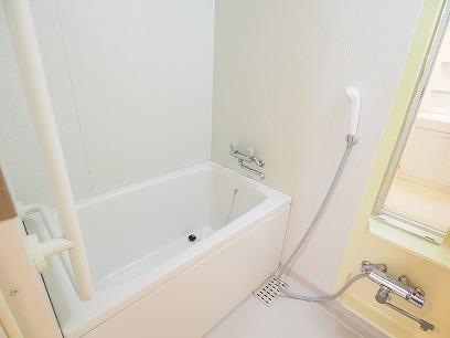 浴室も1部交換しました。。