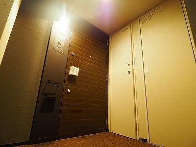 24階のお部屋へ