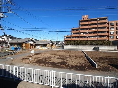 画像:高関町 新築分譲住宅 間もなく完成!