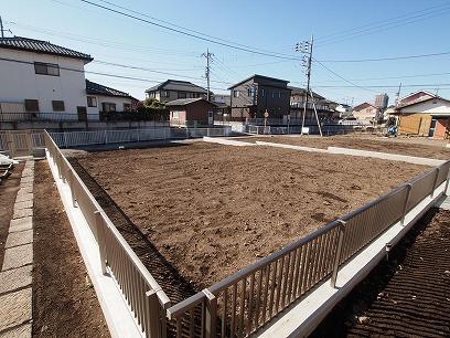 画像:高関町 高崎駅徒歩15分の南道路