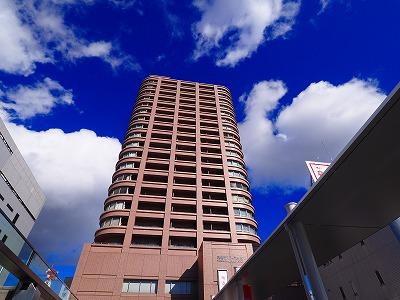 画像:高崎タワー!!高崎駅まで直結!!