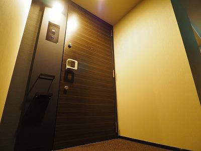 お部屋玄関入口
