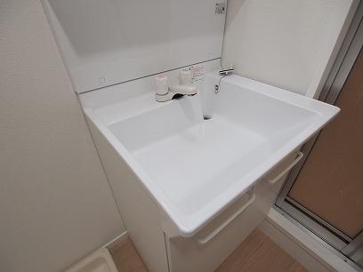 洗面台もキレイ~ ※イメージ
