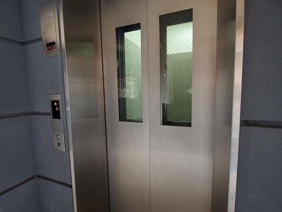 エレベーター付きなら楽ちんね~