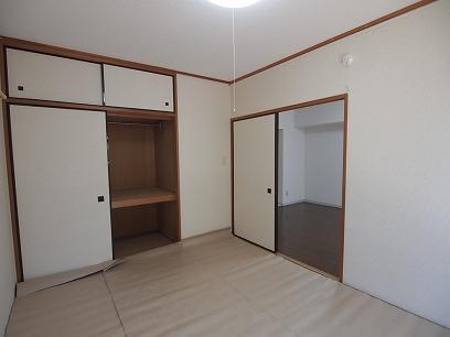 和室(6帖)も収納しっかりあります!