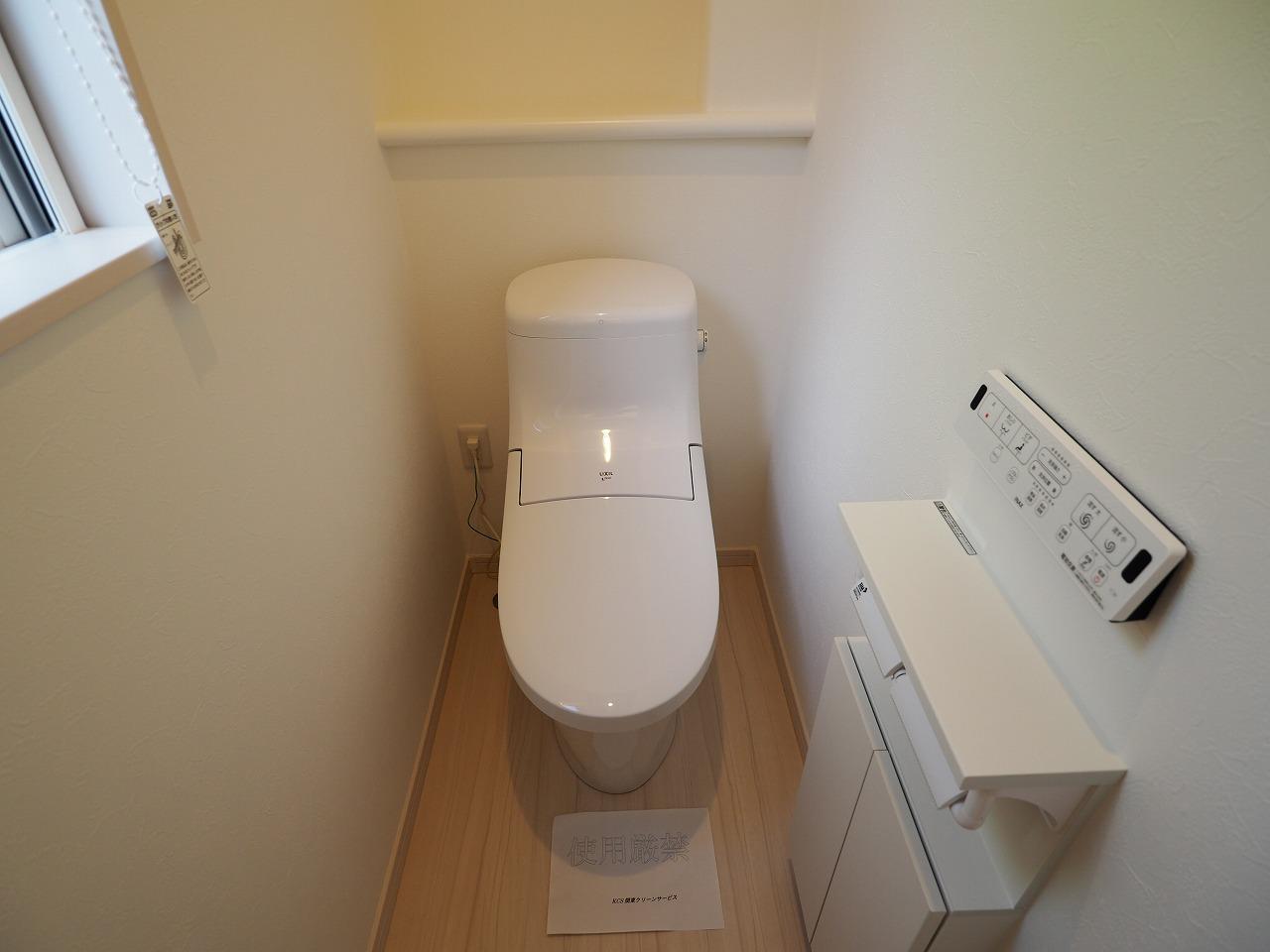 1F タンクレストイレ