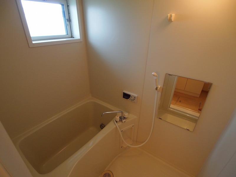 バスルーム 追い炊き機能付き 窓有