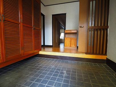 家族全員分の靴が収納出来るので、広々玄関でお出迎え出来ますね♪