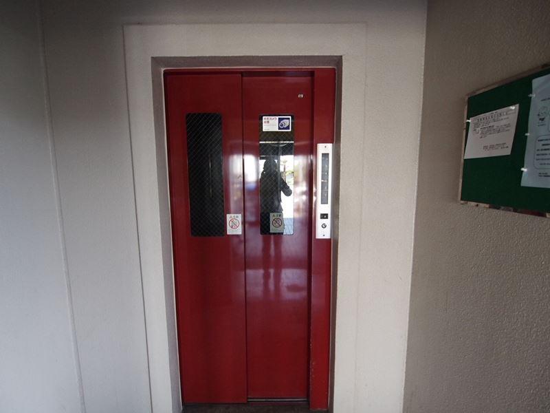 エレベーターあり!