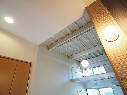 天井が高いっていいですね~