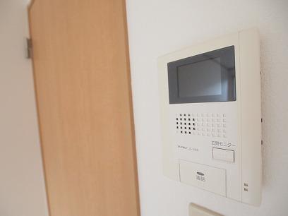 ピンポン鳴ったら、1階におりなくても会話出来ちゃう~TVドアホン♡