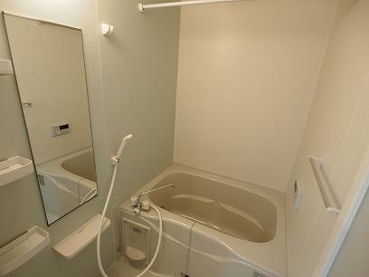 追い焚き・浴室乾燥機付バスルーム
