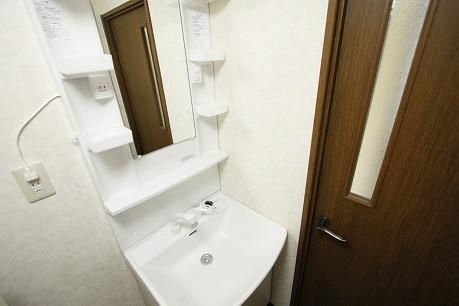 洗面化粧台 >>ホワイトカラー