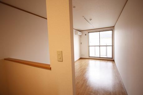 2階のお部屋へ。。。