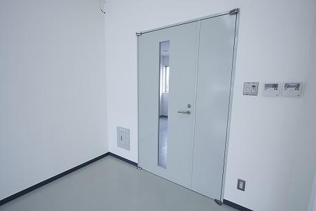 事務所入口。。