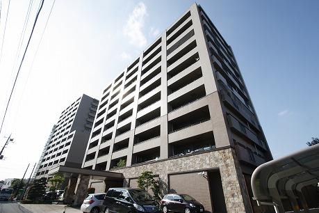 画像:10階建て9階角部屋!眺望良しの分譲マンション!