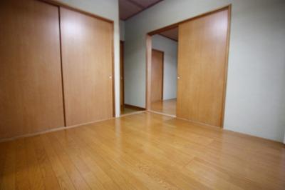 ・和室→洋室 >>2部屋