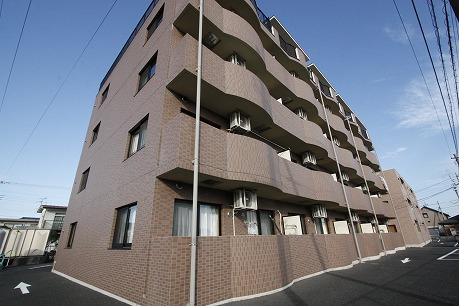 5階建てのRCマンション