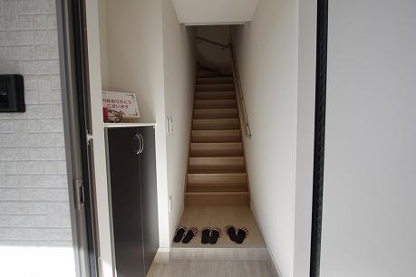 人気の内階段ですよ~
