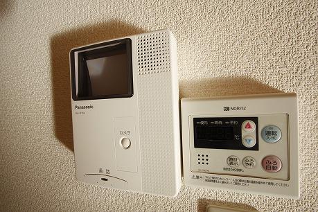 TVモニター付インターホン&3ヶ所給湯機リモコン~しゃべります!!