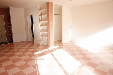 ピンクのお部屋♪