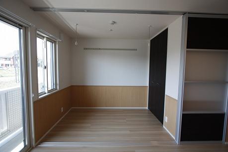 3帖の洋室♪