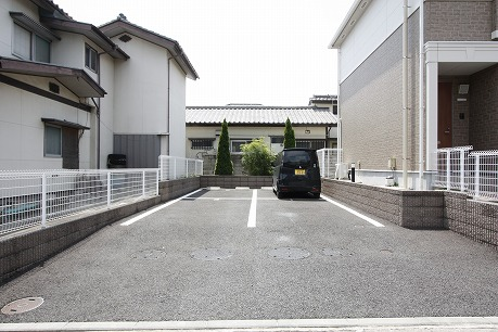 駐車場2台込(縦列)