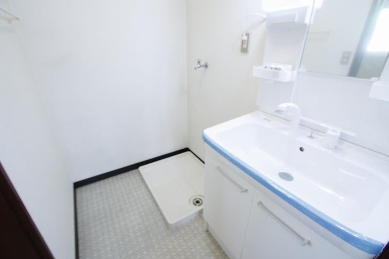 パウダールーム~室内洗濯機ですよっ