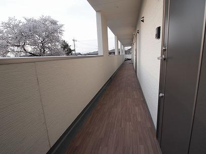 2階の共同部分