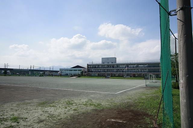 群馬南中学校