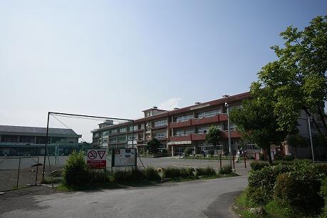 塚沢小学校まで約600m