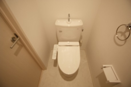温水洗浄便座のトイレ