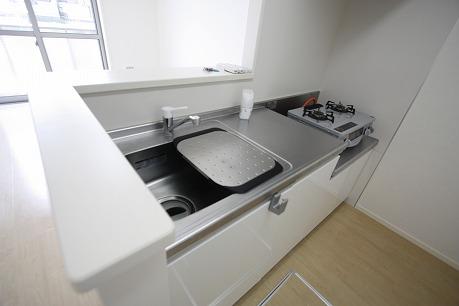 対面式キッチン~