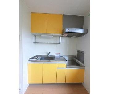 黄色い幸せのキッチン♪